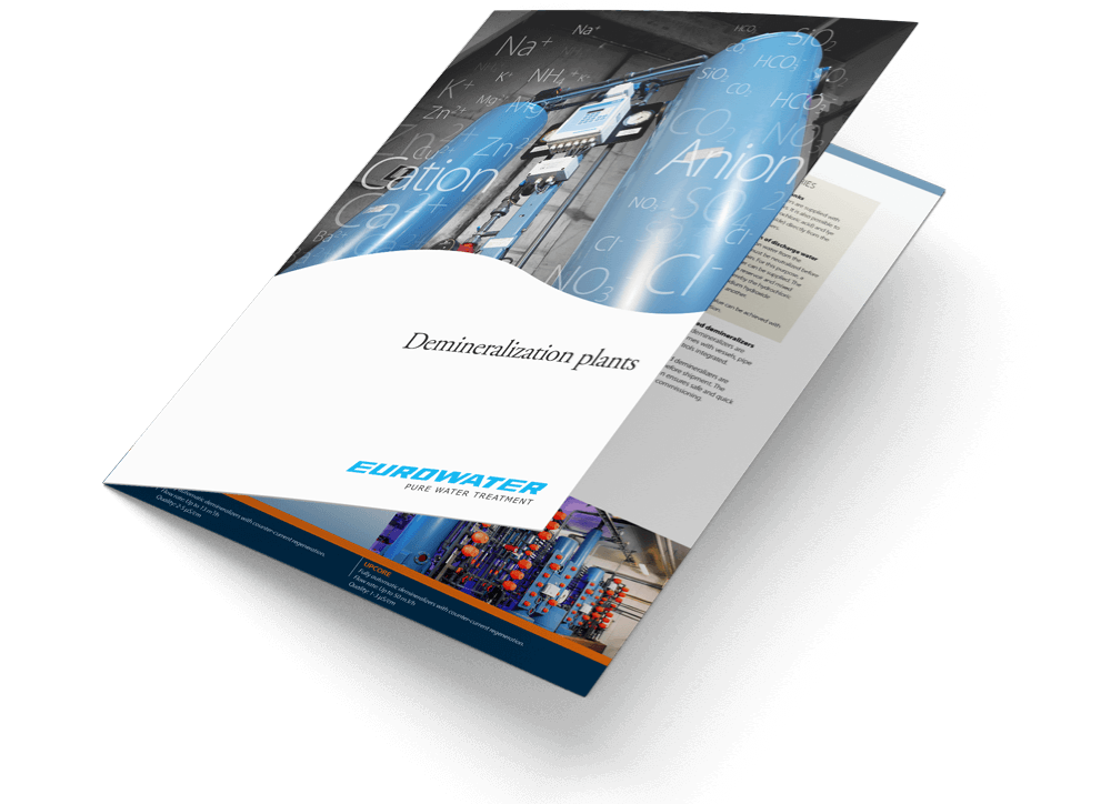 Download leaflet about demineralizers