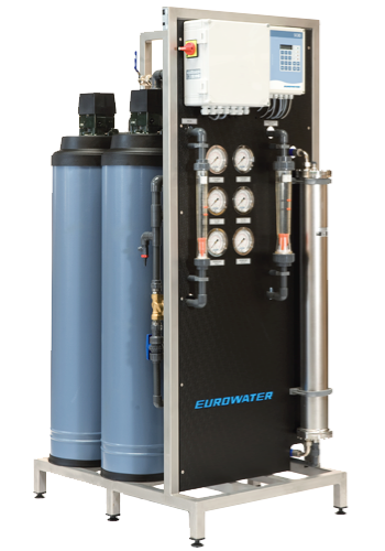 Reverse osmosis compact unit CU:RO