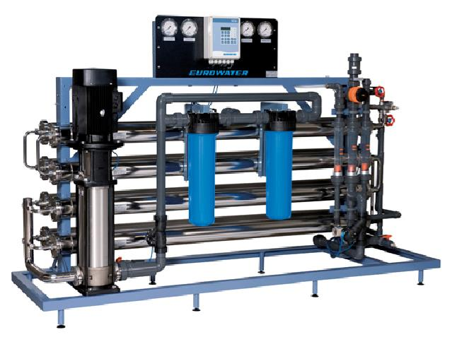 Reverse osmosis unit B2 from Eurowater