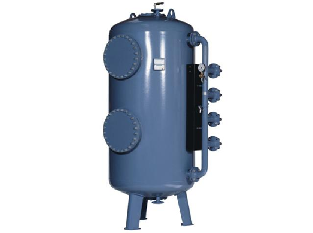 Pressure filter TF from Eurowater