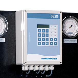 SE30 control unit from Eurowater