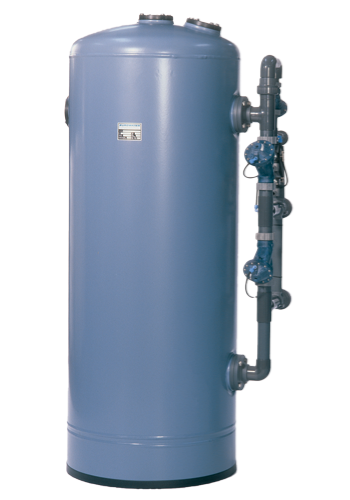 Activated carbon filter from Eurowater type ACH