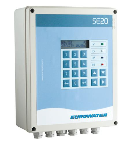 SE20 control from Eurowater
